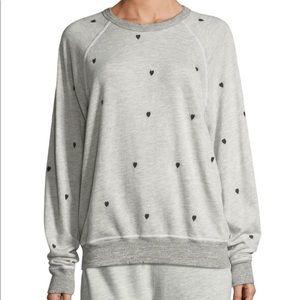The GREAT College Sweatshirt w/ Mini Hearts